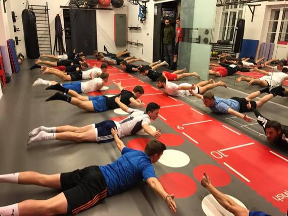 Fitness konzultant týmů a profesionálů