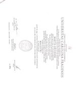 Universitas Carolina Pragentis